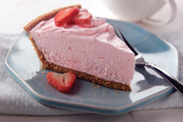 Very-Strawberry Cheesecake Image 1