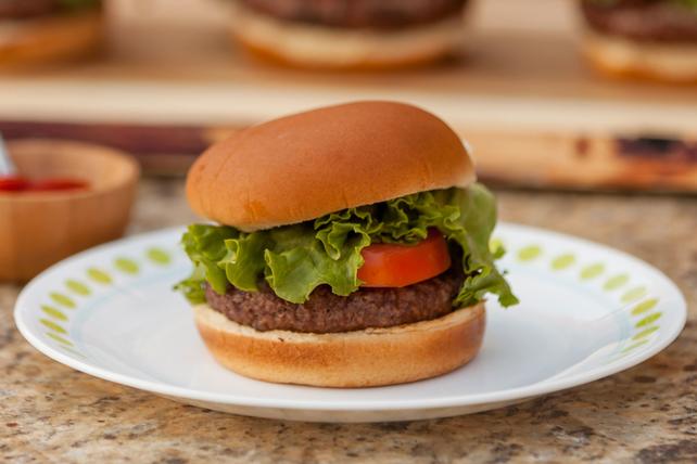 Classic BBQ Burger Recipe Image 1