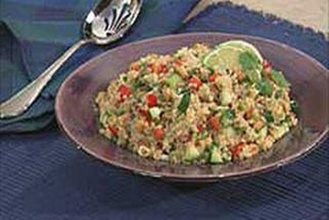 Asian Millet Salad Image 1