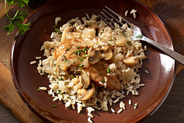 Chicken Marsala Image 1