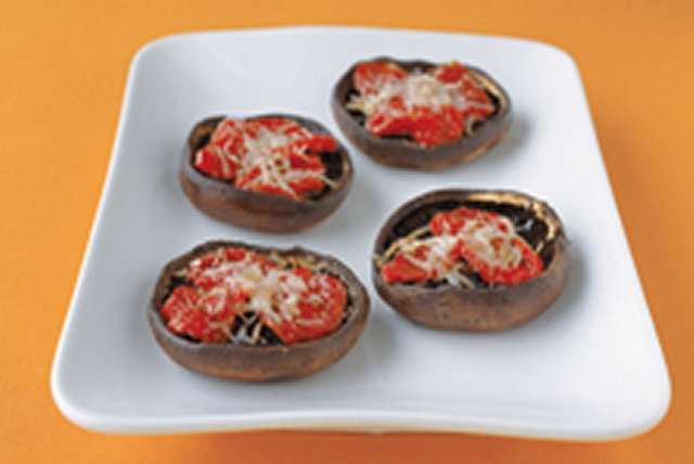 Portobello Mushrooms Image 1