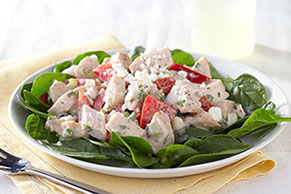 Balsamic-Chicken Salad