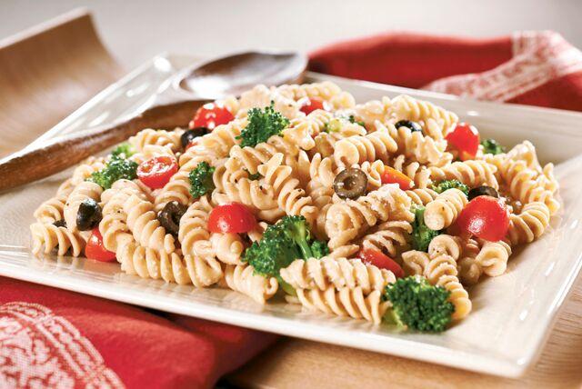 Ensalada sencilla de pasta Image 1
