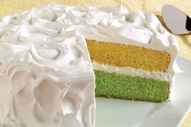Kraft Recipes Lemon Cake: Lemon Cake With Lime Jello Recipe