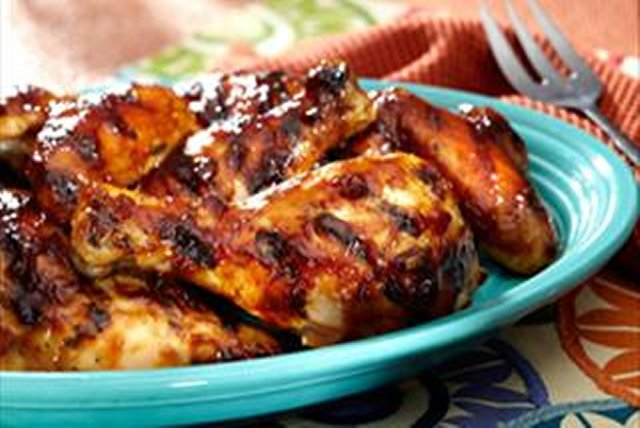 Barbecued Chicken Image 1