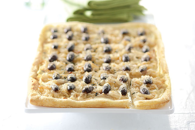 Caramelized Onion Tart Image 1