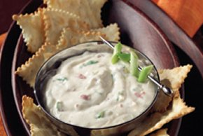 New Ranch Dip with RITZ Chips