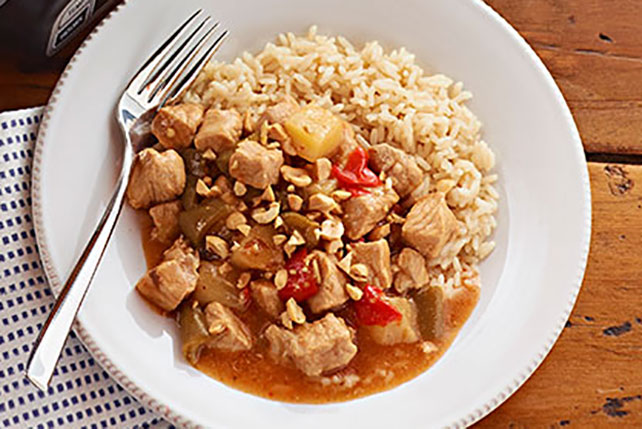 Slow-Cooker Pork Recipe Image 1