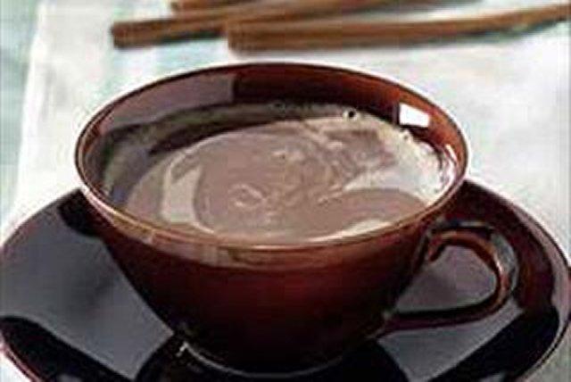 Café de chocolate con canela Image 1