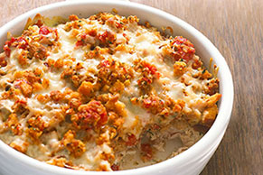 Bruschetta Chicken Bake Image 1