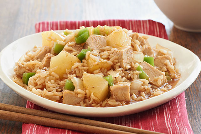 Slow-Cooker Sweet & Sour Pork Image 1