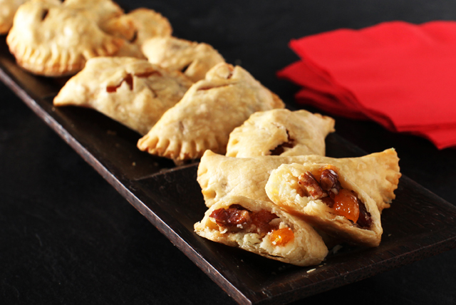 Honey Nut and Fruit Empanadas