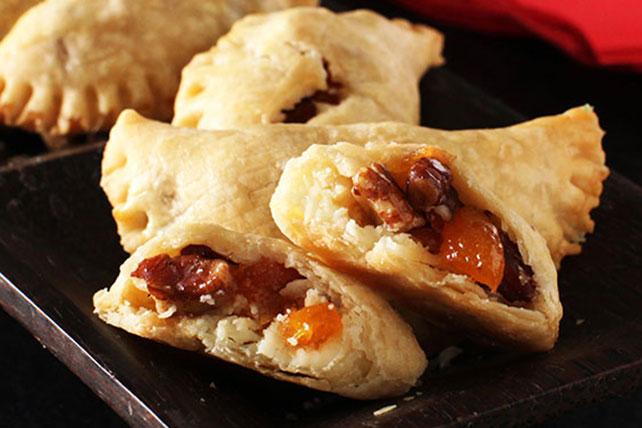 Empanadas de miel, nueces y frutas Image 1