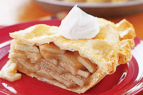 Homemade Apple Pie Image 1