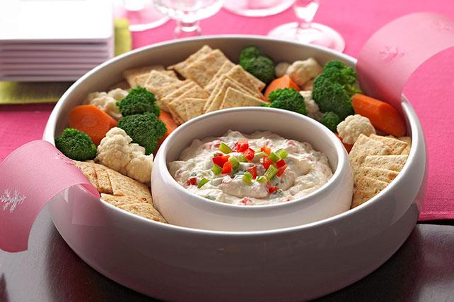 Parmesan Confetti Dip Image 1
