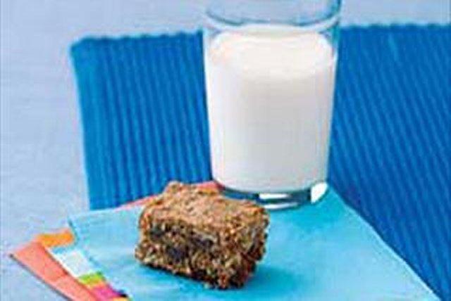 Chocolate-Peanut Butter Granola Bar Recipe Image 1