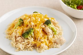 KRAFT Cooking! Cheesy Broccoli Rice & Turkey