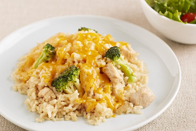KRAFT Cooking! Cheesy Broccoli Rice & Turkey Image 1