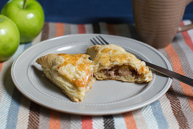 Apple and Pecan Turnovers