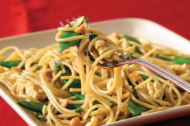 Easy Pad Thai Recipe Image 1