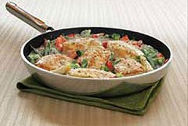 Cheesy Chicken Bake Image 1