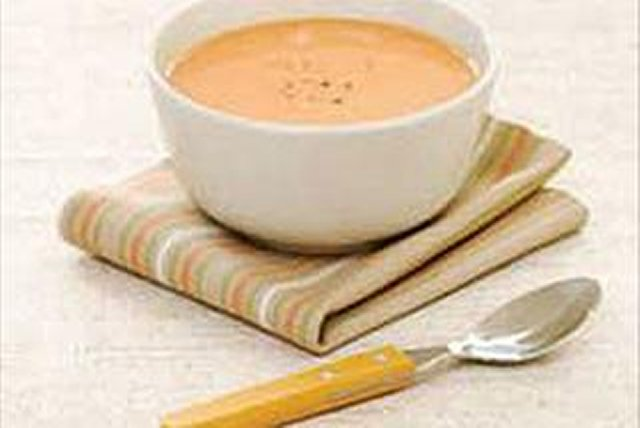 Carrot Ginger Soup Image 1