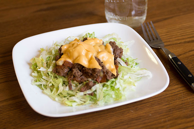 Cheeseburger Salad Image 1