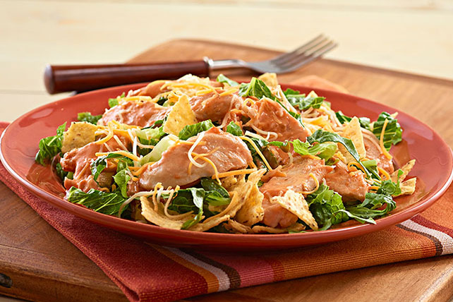 Chicken Taco Salad Image 1