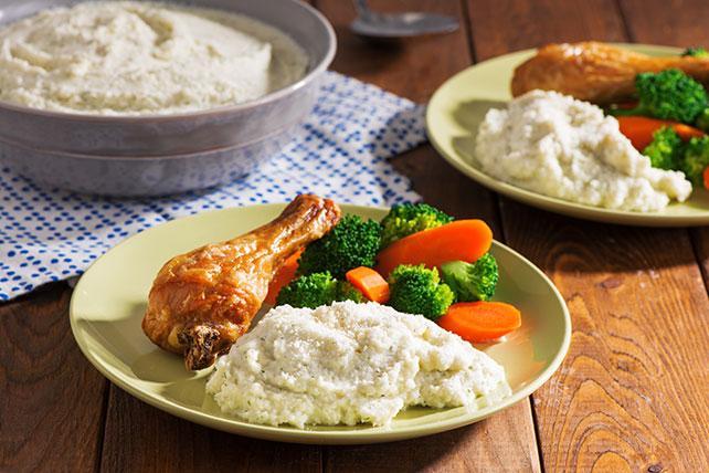 Creamy Mashed Cauliflower Image 1