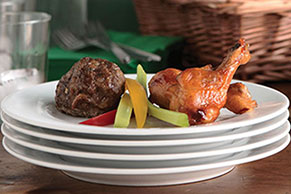 Italian-Style Baked Meatballs