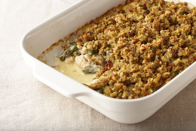 Chicken & Green Bean Bake Image 1