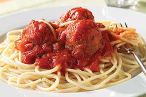 BOCA Vegetarian Spaghetti and Meatballs