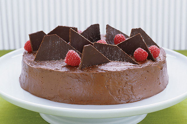 Chocolate-Raspberry Torte Image 1