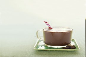 Peppermint-Mocha Coffee