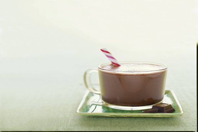 Peppermint-Mocha Coffee Image 1