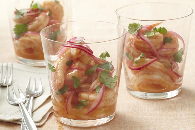 Ecuadorian Shrimp Ceviche Image 1