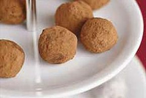 Chocolate Cream Truffles