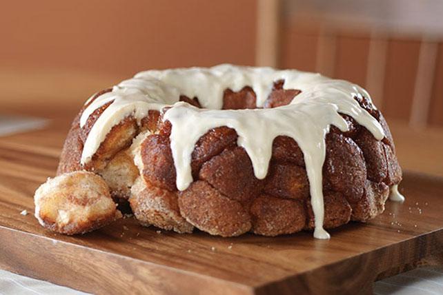 Cinnamon Pull-Apart Bread Image 1