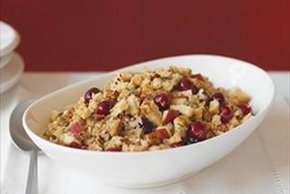 Apple, Cranberry & Pecan Stuffing