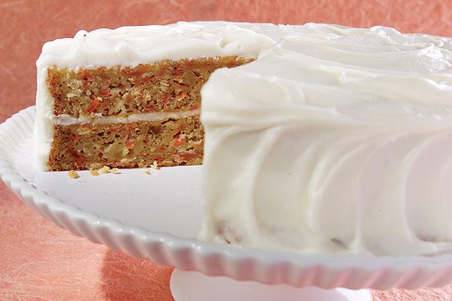 Pastel de zanahoria y coco Image 1