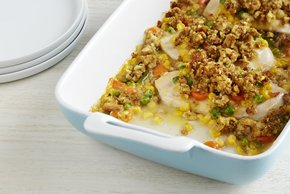 One-Dish Chicken & Vegetable Bake