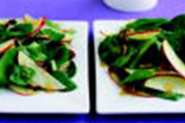 Apple-Spinach Salad Image 1