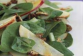 Apple-Spinach Salad