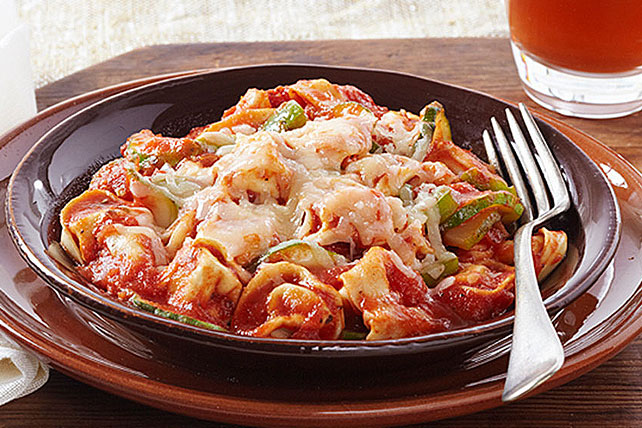 Weeknight Italian Pasta Bake Image 1