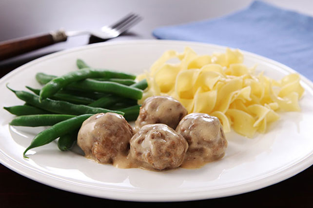 Easy Swedish Meatballs Image 1