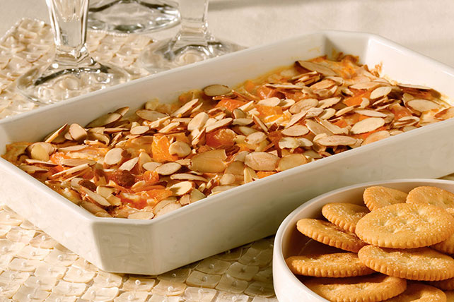 Baked Apricot Spread