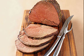 Any-Night Roast Beef Recipe