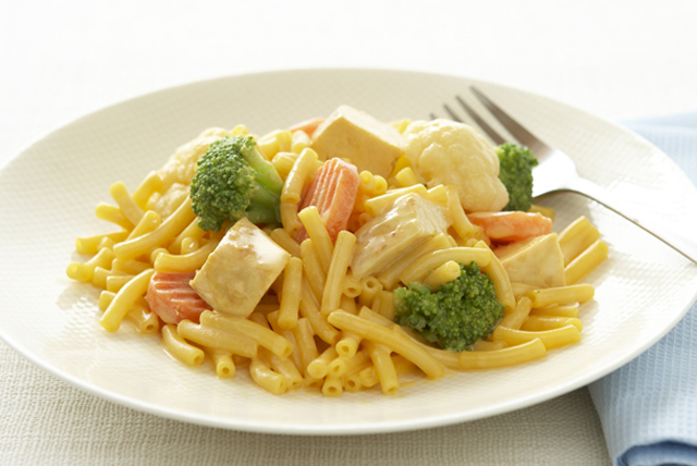 Chicken & Veggie Mac Image 1