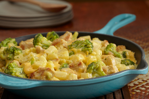 VELVEETA® Broccoli Chicken and Potatoes