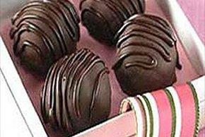 Bittersweet Chocolate Truffles Royale